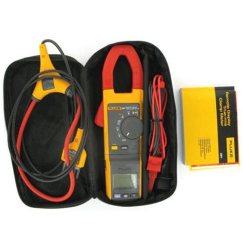 Fluke 381 Remote Display True Rms Ac Dc Cl Meter With Iflex fluke 381 remote display true rms ac dc cl meter with