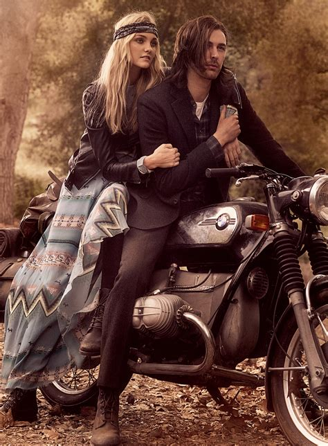 hozier vogue caroline trentini in bohemian chic clothes for summer vogue