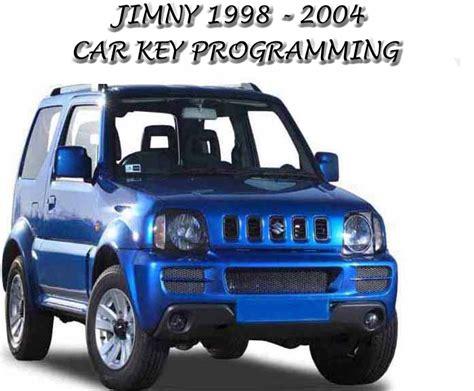 Suzuki Jimny Replacement Suzuki Jimny Car Key Remote Replacement Programming