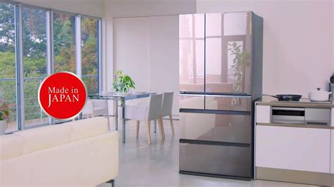 Lemari Es Panasonic Glass Door panasonic multi door refrigerator nr f681gt