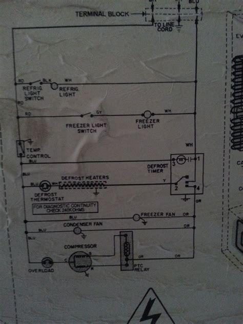 freezer door heater wiring diagram 34 wiring diagram