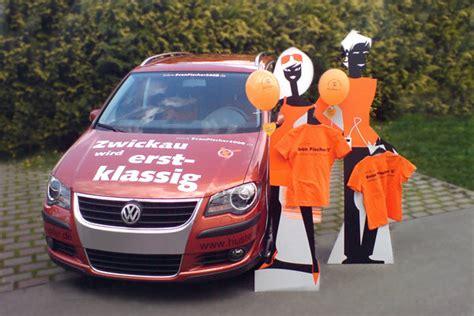 Fahrzeugbeschriftung Zwickau by Zwickau Wirbt Erstklassig 171 Cedeko Werbung