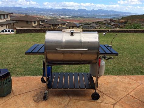 Handmade Grill - stainless steel uds archives used stainless steel