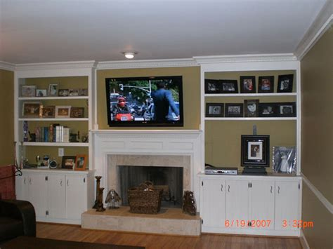 Tv On The Wall Above Fireplace by Tv On The Wall Fireplace Flickr Photo