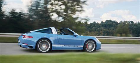 blue porsche a definitive ranking of the best blue porsche 911s gear