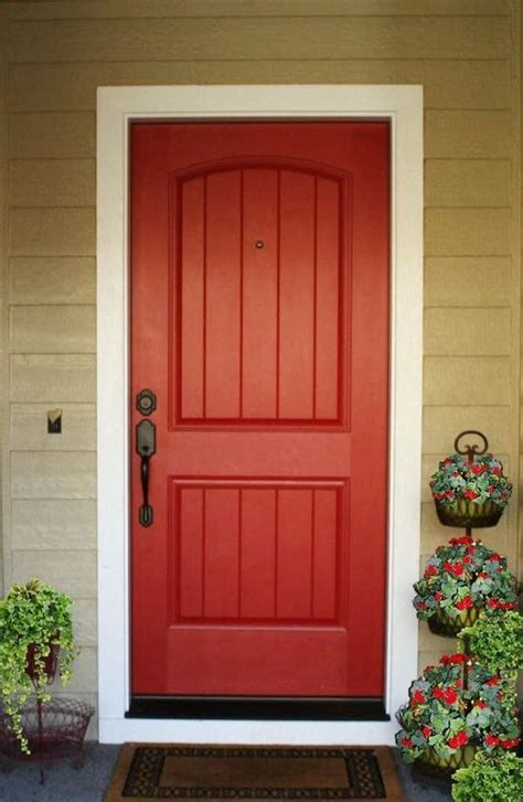 red front doors 11 best images about house colors on pinterest dark a