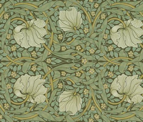 Upholstery Fabric Designs William Morris Pimpernel Original Border Fabric