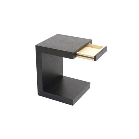 Table De Nuit En Verre by Table Chevet Design Italien Table De Chevet En Verre Table