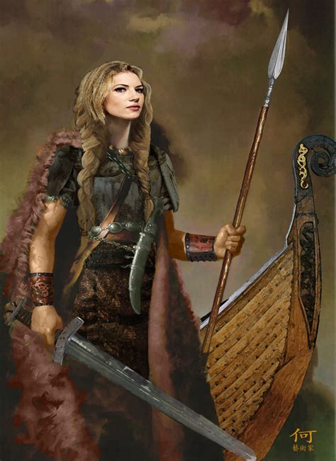 does ragnar get back with his first wife lagertha vikings vikings tv series fan art 34038577