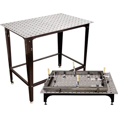 Welding Tables Industrial Metal Supply Strong Welding Table
