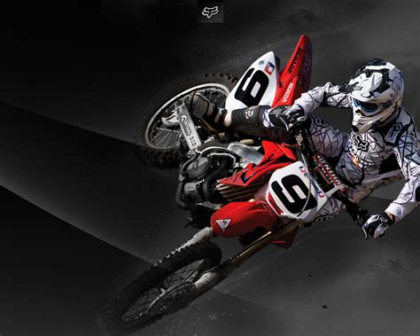motocross racing wallpaper fox wallpapers motocross wallpapersafari