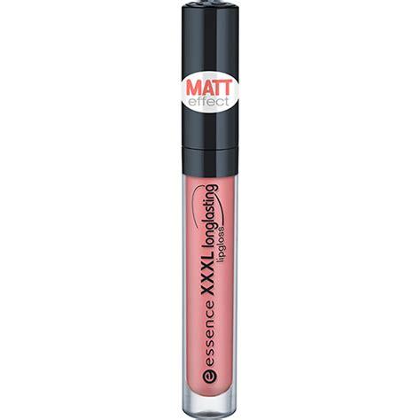 essence matt lipgloss essence xxxl longlasting lipgloss 06 at wilko