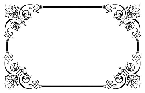 clipart frame picture png  cliparts