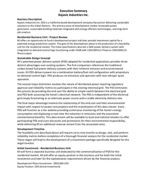 example of a professional summary on a resume executive summary