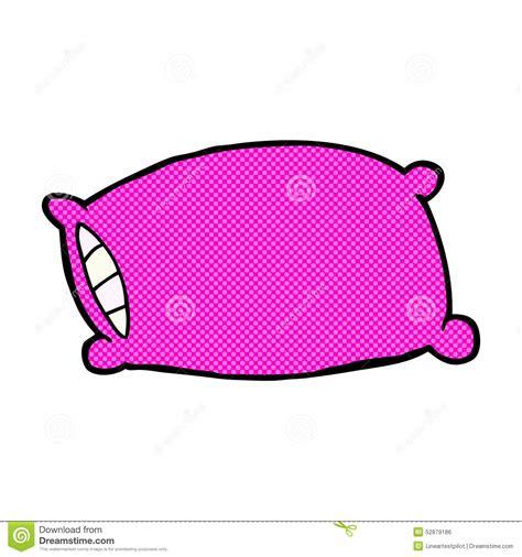 Kissen Bilder by Comic Pillow Stock Illustration Image 52879186