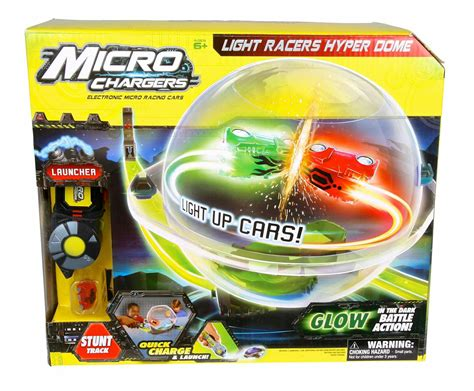 micro chargers micro chargers light up hyperdome 2013 gift