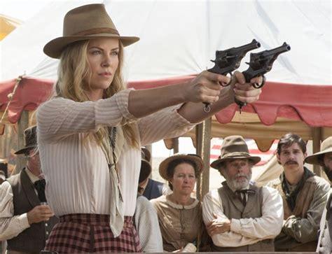 cowboy film comedy comedy western deserves both barrels seth mcfarlane s