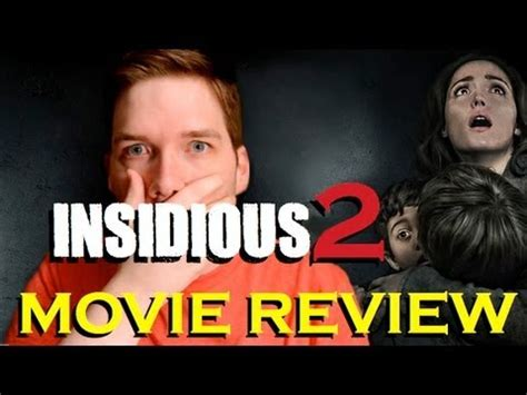 film insidious 2 youtube insidious chapter 2 movie review by chris stuckmann