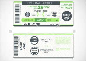 sports ticket template free 8 sports ticket templates free psd ai vector eps