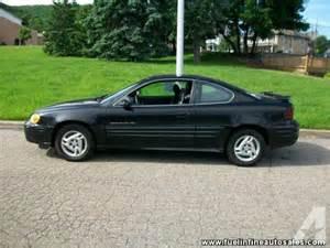 2001 Pontiac Grand Am Specs 2001 Pontiac Grand Am Se Automatic Related Infomation