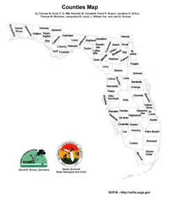 florida county map printable sofia florida geologic map
