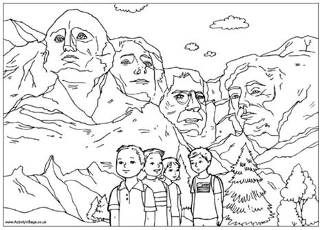 Presidents Coloring Pages by 18 Easy President S Day Activities And Crafts Tip Junkie