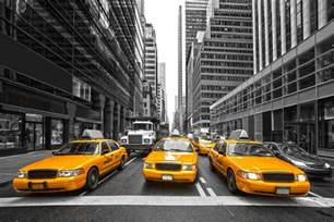 new york taxi wall mural new york city taxi wallpaper wall mural by loveabode com