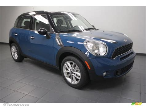 2012 surf blue mini cooper s countryman 70081467 gtcarlot car color galleries