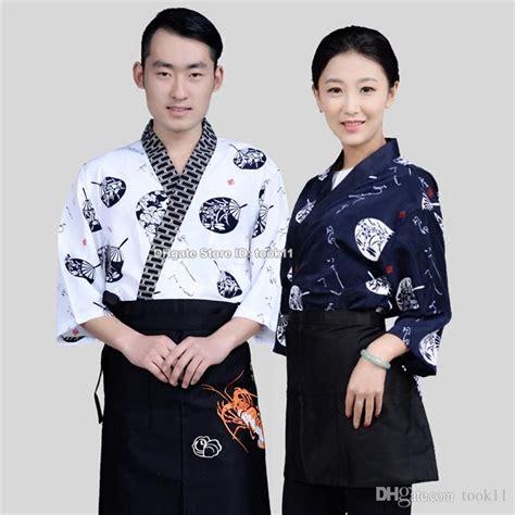 100 japanese style chef uniform japanese with the raindrop cake chef kamlesh joshi is 2017 fashion women sushi chef uniform men restaurant waitress uniforms korean japanese chef