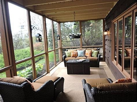 how to keep from blowing in on porch screened porch blowing rock screened porches