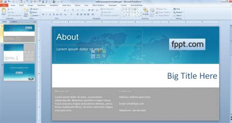 leaflet layout powerpoint how to make a leaflet powerpoint template powerpoint