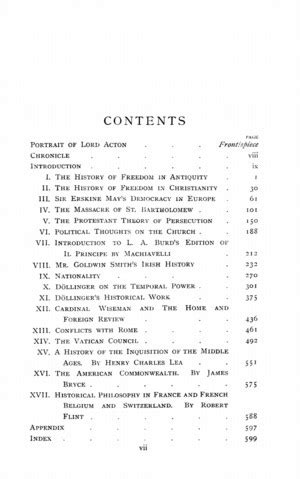 Cornell Mba Table Of Contents Essay Sle by The History Of Freedom And Other Essays Library