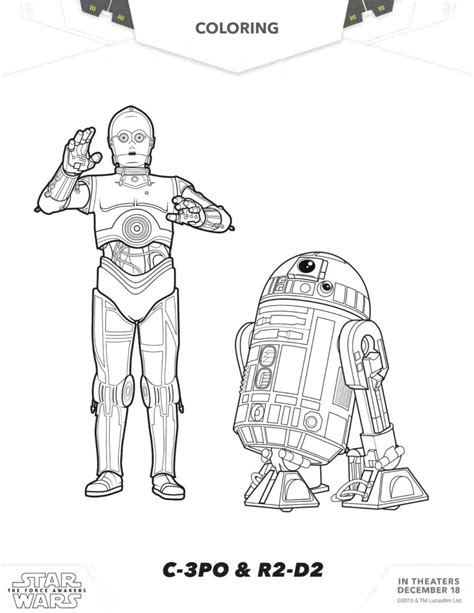 coloring pages wars awakens coloring pages free wars the