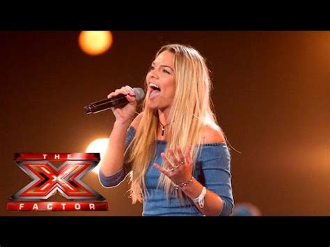 louisa johnson x factor 2015 louisa johnson is telling you she wants to stay the 6