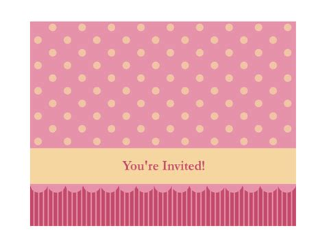free microsoft templates download download free printable invitations of generic invitation