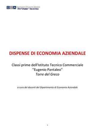 economia aziendale dispense dispense di economia aziendale by brink issuu