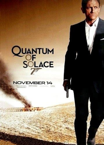 filme online 007 quantum of solace james bond 007 quantum of solace movie poster daniel