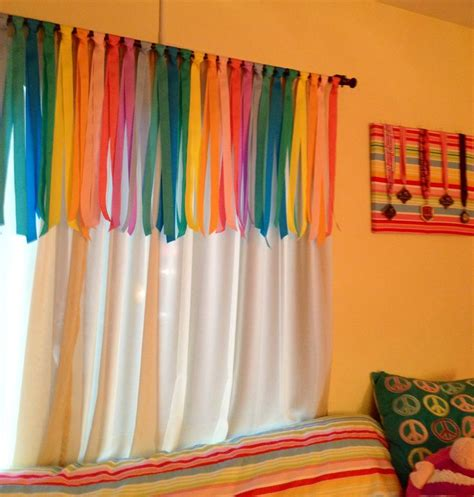 children s room curtain ideas 25 best ideas about ribbon curtain on pinterest ribbon