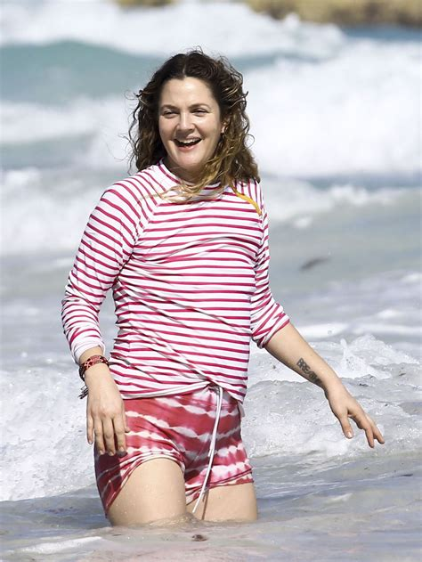 February It Drew Barrymore by Drew Barrymore At A In Tulum On February 19 2017