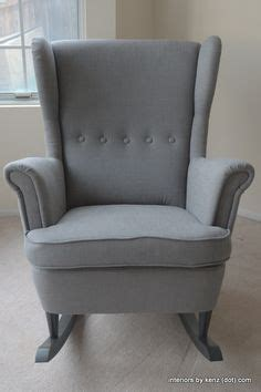 how to turn an armchair into a rocker rocking chairs on pinterest