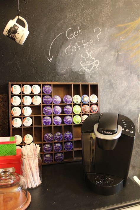 K Cup Shelf by Best 25 Keurig Storage Ideas On Keurig