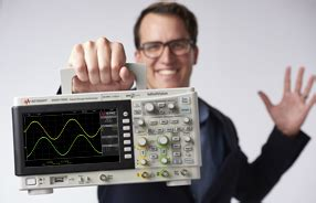 Keysight Scope Giveaway - welcome to oscilloscope month test solutions ltd