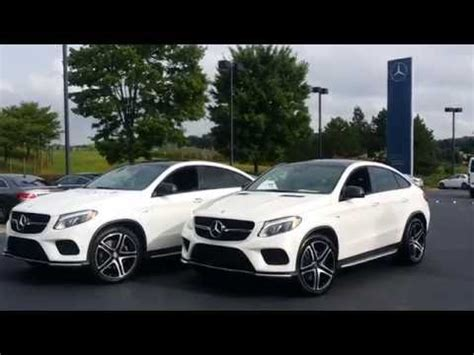 gle amg coupe differences  gle coupe youtube