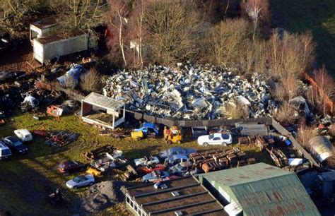 boat junk yard birmingham al the secret graveyard of lockerbie jumbo wreck of pan am