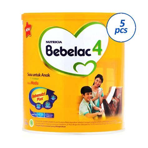 Bebelac 3 Madu 800g By Rumahsusu jual bebelac 4 madu formula 800 g 5 pcs