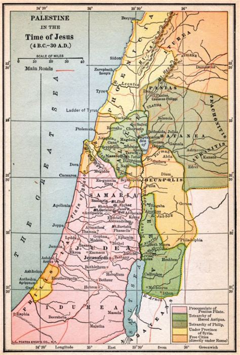 biblical geography  history charles foster kent