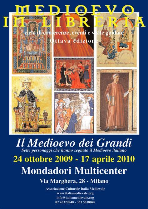 libreria medievale medioevo in libreria 2009 2010