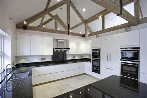 barn kitchen contemporary kitchen barn conversion lacewood designs