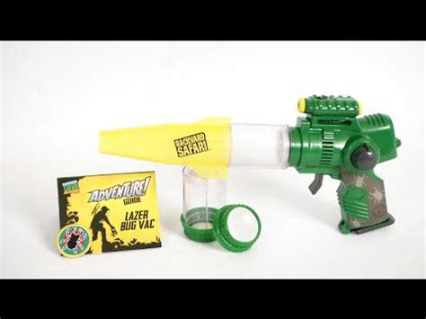 Backyard Safari Adventures by Backyard Safari Turbo Bug Vacuum Wolf Spider In The Bath