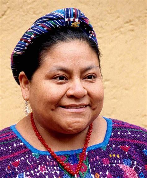 me llamo rigoberta menchu rigoberta mench 250 por la paz y los derechos humanos revista esfinge